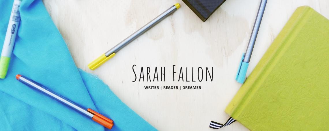 Sarah Fallon Writer